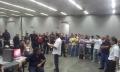 Assembleia na Folha de S. Paulo, em 25/10/2013