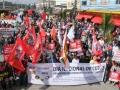 Sindicato dos Gráficos marca presença em atos no Dia Nacional de Luta