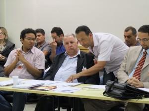 Negociação na FIESP com o Sindigraf