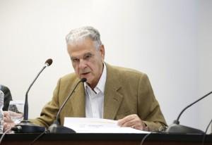 Walter Sacca: 'Crescimento de produtividade ainda não é suficiente para compensar os problemas de competitividade da indústria.' Foto: Julia Moraes/Fiesp