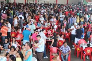 Categoria na Festa de Confraternização 2014 do Sindigráficos