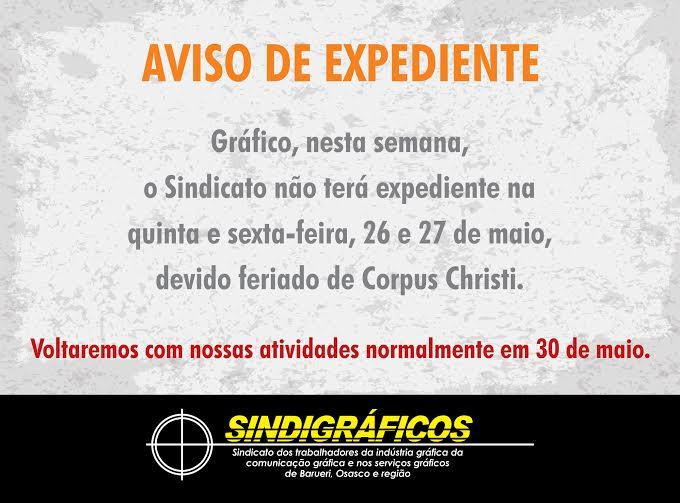 Aviso de Expediente _Corpus